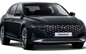 Ra mắt Hyundai Azera mới - 'Đàn anh' Sonata cho khách Việt thích chơi trội