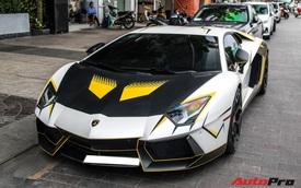 Lamborghini Aventador LP700-4 chính hãng duy nhất tại Việt Nam về tay đại gia Sài Gòn với một chi tiết có giá ngang ngửa Kia Morning