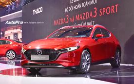 Mazda3 thế hệ mới giá cao nhất 939 triệu đồng - Khi vua doanh số hạng C lên tiệm cận hạng sang