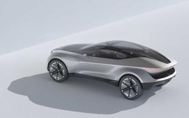 Kia Futuron - Ý tưởng mới để Kia thoát mác xe bình dân