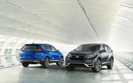 Honda CR-V nâng cấp nhẹ: Ngày càng hoàn thiện để giữ ngôi vua doanh số