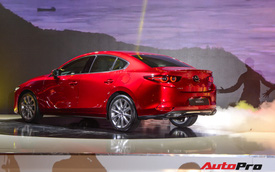 Vượt qua các xe của Audi và BMW, Mazda3 được lòng các chị em nhất 2019