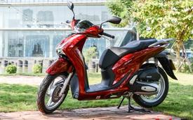 Những điểm mới trên Honda SH 125i/150i vừa ra mắt Việt Nam: Hổ mọc thêm cánh