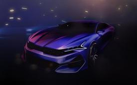 Kia Optima thế hệ mới tung ảnh phác thảo: Quá hầm hố, mới nhìn tưởng siêu xe