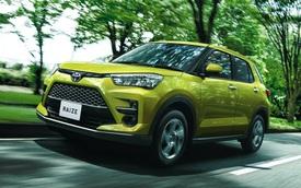 Ra mắt Toyota Raize - Đàn em Rush, cạnh tranh Ford EcoSport