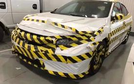 Bật cười với cách Honda Trung Quốc ngụy trang Civic facelift trước ngày ra mắt