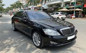 Hàng hiếm Mercedes-Benz S450 rao bán sau 12 năm, full option vẫn rẻ hơn Mazda3 thế hệ mới