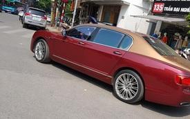 Dân chơi Việt độ Bentley theo phong cách Iron Man, nâng đời xe cũ thành mới chỉ bằng vài chi tiết nhỏ