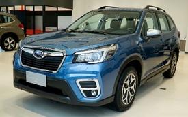 Subaru Forester tiếp tục giảm giá kỷ lục, quyết đua doanh số với Honda CR-V và Mazda CX-5