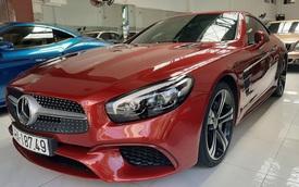 Xe thể thao Mercedes-Benz hàng hiếm rao bán lại, 2 năm tuổi giá vẫn ngang S-Class mua mới