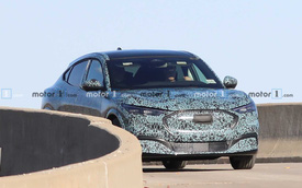 SUV Ford Mustang là đây chứ đâu: Có một điểm bất ngờ trong lần lộ diện mới nhất