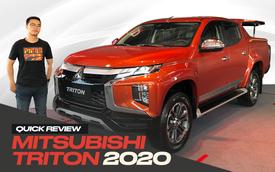 Đánh giá nhanh Mitsubishi Triton full option: Cơ hội vượt lên đã tới!
