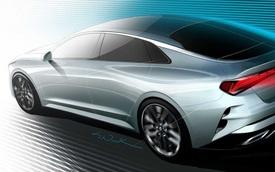 Rò rỉ nửa sau Kia Optima thế hệ mới: Quá đẹp và đủ khiến Toyota Camry phải dè chừng
