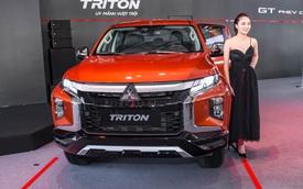 Chọn phiên bản Mitsubishi Triton 2020 nào với giá từ 600 triệu đến 865 triệu đồng?