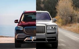 So sánh Mercedes-Maybach GLS 600 vs Rolls-Royce Cullinan: Khi những đỉnh cao đối đầu