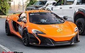 McLaren lên kế hoạch mở showroom chính hãng tại Việt Nam - đối đầu Ferrari và Lamborghini