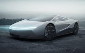 Tesla Cybertruck chứng minh thiết kế của mình siêu hợp với xe thể thao