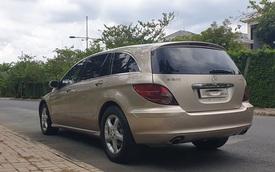 Xe gia đình Mercedes-Benz rao bán rẻ hơn Mitsubishi Xpander, chủ xe khẳng định: 'Khó tìm thấy chiếc thứ 2'