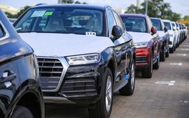 """Bất chấp """"cơn lốc"""" giảm giá, tháng 11 ô tô vẫn tăng trưởng thấp"""