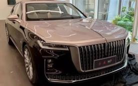 Lộ diện Hongqi H7 - Sedan siêu sang Trung Quốc mang vóc dáng Rolls-Royce thách thức Mercedes E-Class, BMW X5