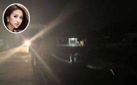 Tin gây sốc giữa đêm: Vân Hugo vừa gặp sự cố xe mất lái, lật lộn vòng ngay trên đường vắng