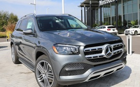 Mercedes-Benz GLS 450 nhập tư chào bán gần 7 tỷ đồng, gấp rưỡi chính hãng - Cái giá của 'có xe chơi Tết'