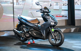 Chi tiết Honda Air Blade 2020: Thiết kế, giá bán gây tranh cãi nhưng công nghệ khó chê