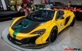 Lóa mắt với dàn siêu xe, xe sang bạc tỷ quy tụ tại buổi khai trương đại lý nhiều siêu xe nhất Việt Nam