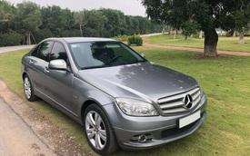 Nữ chủ nhân bán 'cắt lỗ' Mercedes-Benz C200 với giá rẻ hơn Kia Morning cả chục triệu đồng