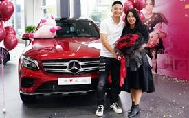 Dàn sao bóng đá nam Việt Nam đua nhau mua ô tô bạc tỷ tặng người thân