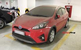 Hàng độc Toyota Prius C xuất hiện tại Việt Nam: Xe tiền tỷ nhưng tình trạng gây xót xa