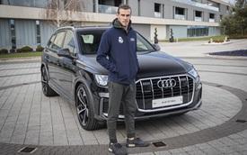 Góc nhận quà xa xỉ: Dàn siêu sao Real Madrid được tặng xe Audi miễn phí