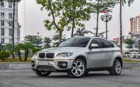 Sau một thập kỷ, BMW X6 hạ giá chỉ hơn 700 triệu đồng với số ODO đáng chú ý