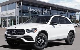 Mercedes-Benz GLC 2020 có thể ra mắt khách hàng Việt ngay sau Tết - Áp lực lớn của BMW X3