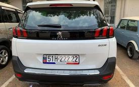 Peugeot 5008 biển ngũ quý 2 rao bán đắt hơn cả Porsche Macan S