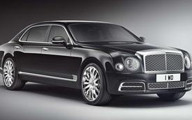 Ra mắt Bentley Mulsanne siêu đặc biệt: Chỉ 15 chiếc với hàng loạt chi tiết đắt giá cho đại gia