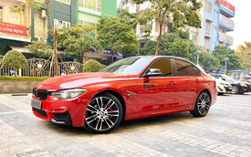 BMW 320i độ M3, rao bán chỉ ngang Mazda3 'đập hộp', riêng tiền độ đã tốn 300 triệu đồng