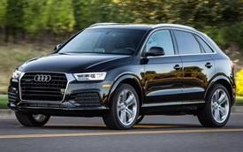 Loạt xe Audi Q3 bị triệu hồi tại Việt Nam vì lý do an toàn