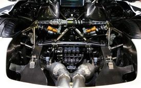 Đây là âm thanh đầy mê hoặc từ động cơ V8 1.600 mã lực của siêu xe triệu USD Koenigsegg Jesko