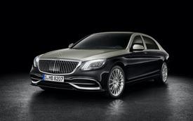 Mercedes-Benz S-Class 2020 sẽ sớm ra mắt với nội thất 'nâng tầm tiêu chuẩn công nghệ toàn thị trường'