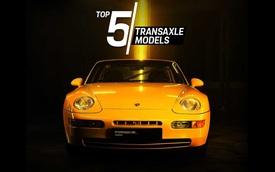 Series Top 5 Porsche trở lại: Vinh danh 5 mẫu xe 'người hùng thầm lặng'