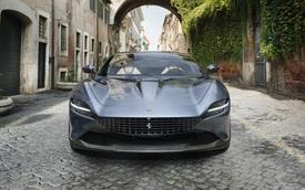 Ferrari Roma hé lộ thông số chi tiết: Tăng tốc từ 0-100 km/h chỉ trong 3,4 giây