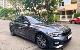 Vừa bỏ 300 triệu nâng cấp, chủ nhân BMW 330i M Sport 2020 bán lại xe chỉ sau 1.000 km