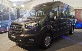 Lộ diện Ford Transit 2020 tại Việt Nam với trang bị hiện đại lần đầu xuất hiện, giá có thể khoảng 1 tỷ đồng