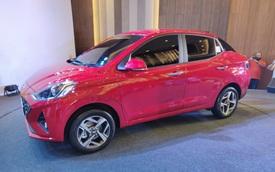 Hyundai chính thức nâng cấp i10 sedan cho các thị trường đang phát triển