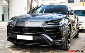 Cận cảnh Lamborghini Urus 23 tỷ độc nhất Việt Nam của đại gia Nha Trang