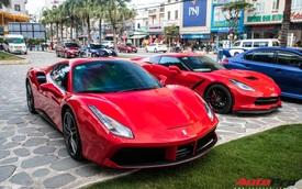 Vừa khai trương nhà hàng của Cường 'Đô-la', trưởng đoàn Car Passion cùng dàn siêu xe khuấy động đường phố Đà Nẵng trước khi về lại Sài Gòn