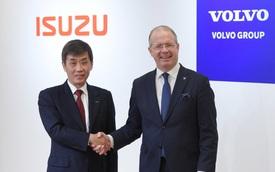 Volvo bất ngờ bắt tay Isuzu: Khi xe sang với xe bình dân tìm được điểm chung