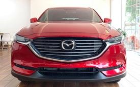 Gần ngang giá CX-5, bản rẻ nhất của Mazda CX-8 đang nhận cọc bị 'cắt' những gì?