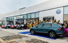 Volkswagen bất ngờ tặng 100% lệ phí trước bạ cho khách mua Tiguan Allspace Highline